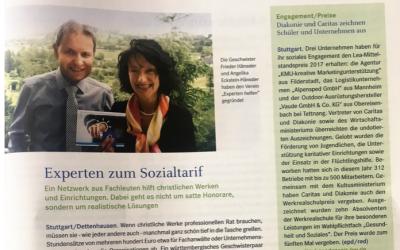 Pressemeldung: CHRISMON, Baden-Spezial