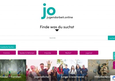 EJW (Evangelisches Jugendwerk), CVJM Gesamtverband, CVJM Westbund, EC –  u.a.